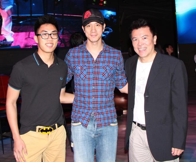 Leehom, RC & Sean