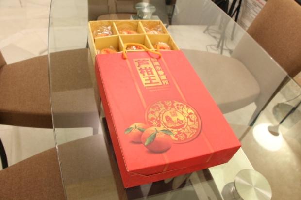 Mandarin gift