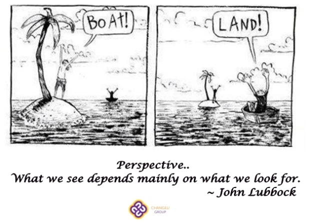 What we see depends mainly on what we look for ~ John Lubbock_conew1