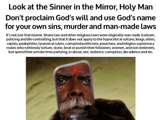 Look at the Sinner in the Mirror, Holy Man.jpg