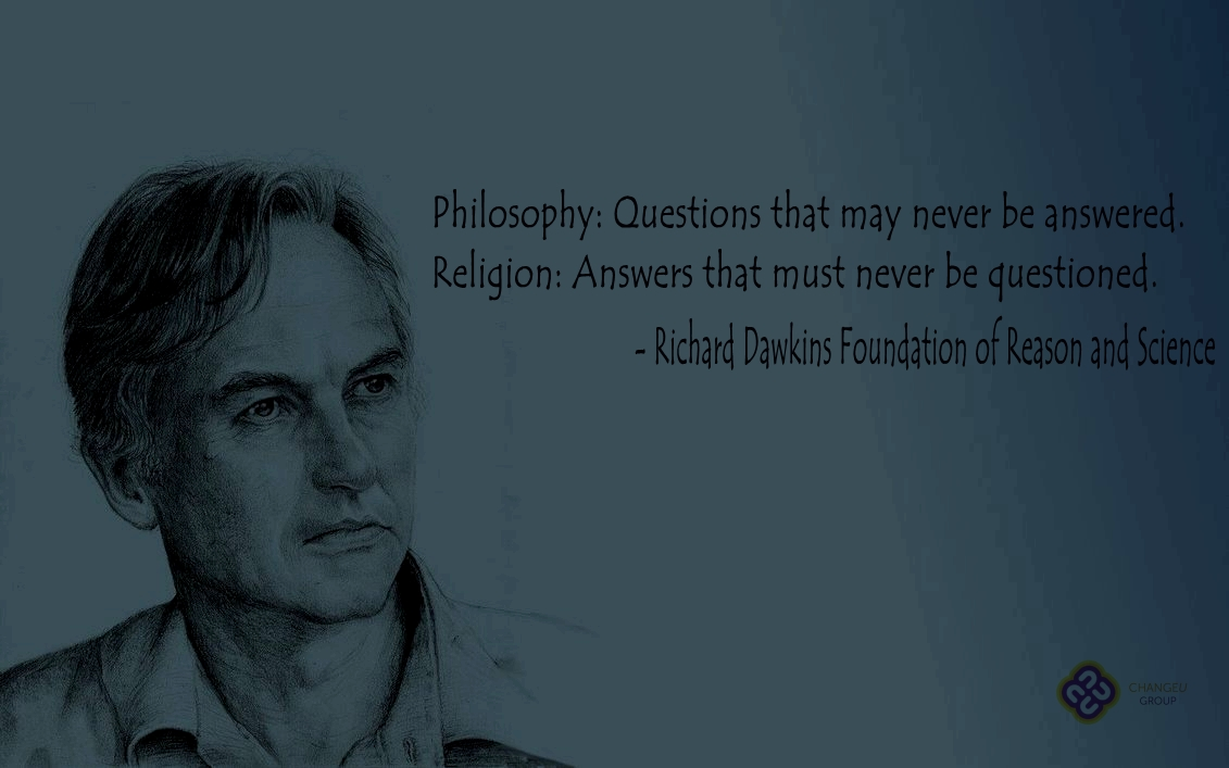 religion versus science richard dawkins and There is a conflict between science and religion awesome versus adipose: what good is religion by richard dawkins science.