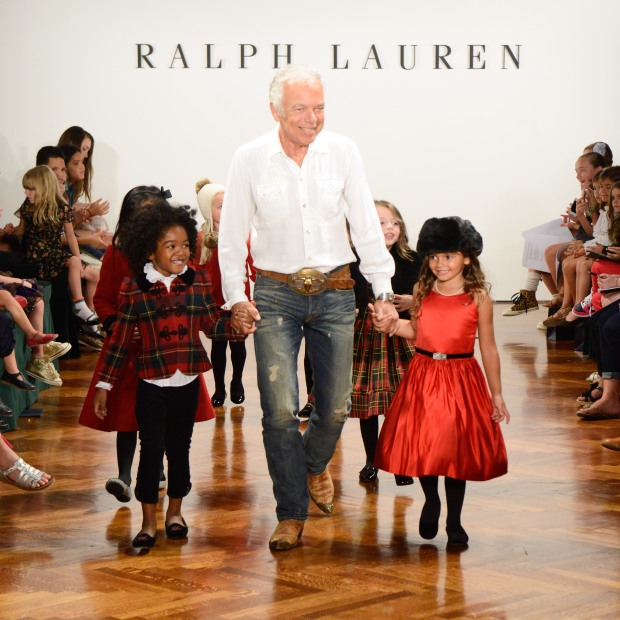 Fall 2012 RALPH LAUREN Girl's Fashion Show Fall 2012 RALPH LAUREN Girl's Fashion Show