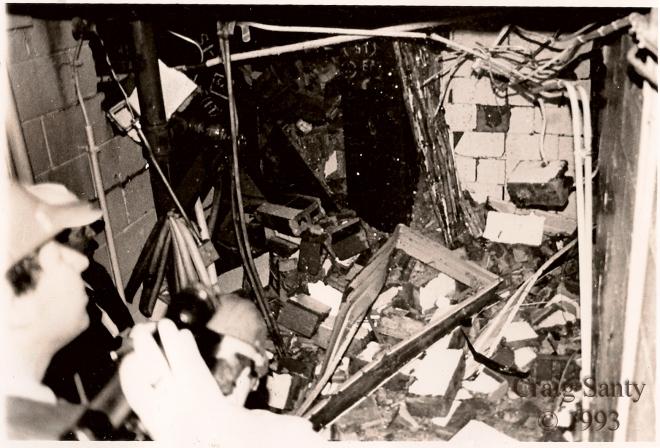 Craig Santy WTC 3 1993