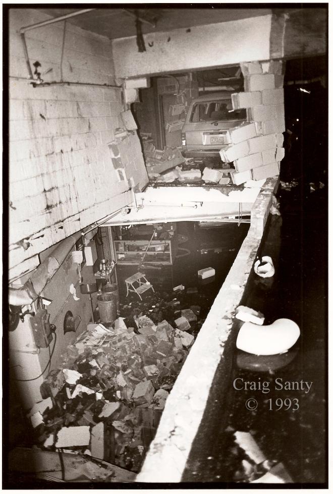 Craig Santy WTC 4 1993