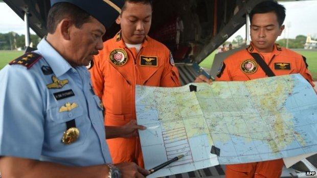 6. Indonesian military pilots