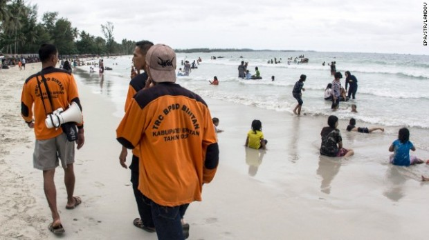 8. Indonesian Regional Disaster Management Agency