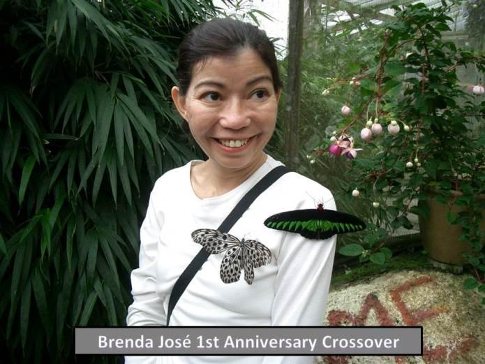Brenda 1st Anniversary Crossover