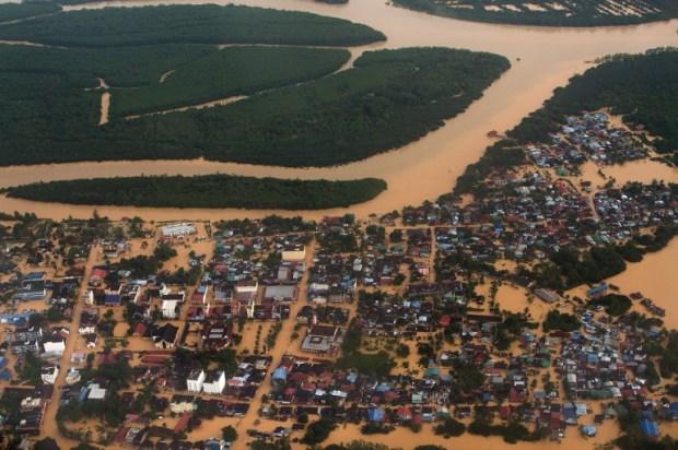 MALAYSIA-WEATHER-FLOODS