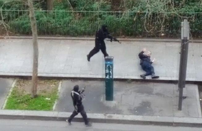 Charlie killing