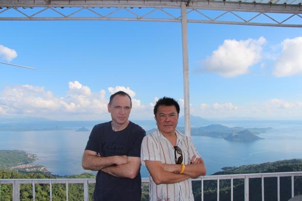 IMG_0371 - The new active Twin-Filipino Volcano