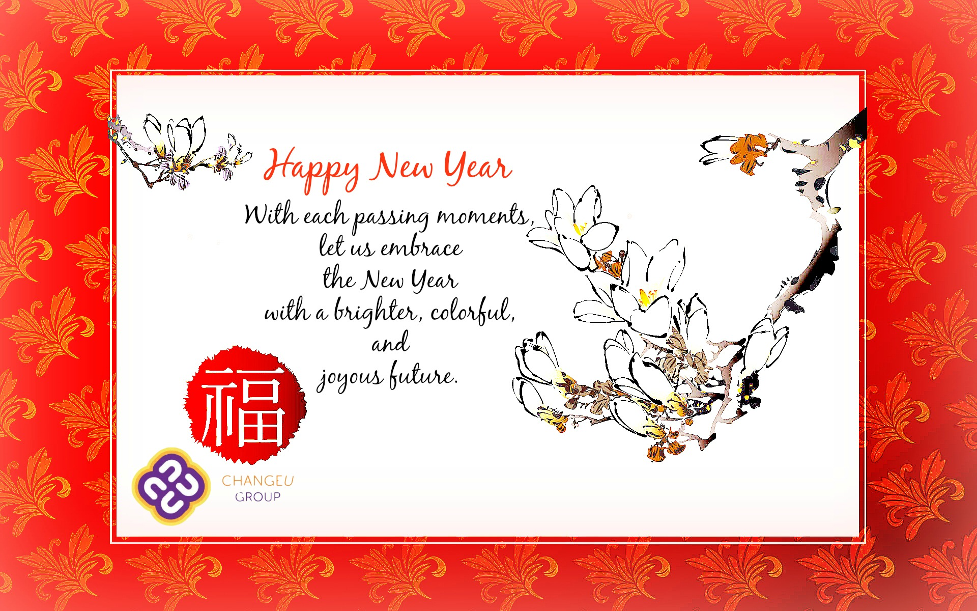 happy chinese new year of the sheep