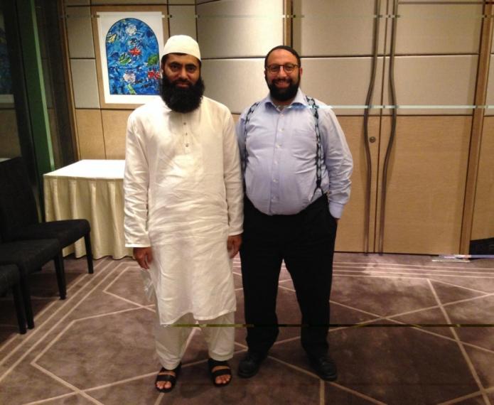 Jew & Muslim