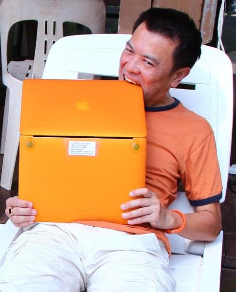 Orange Mac RC - half