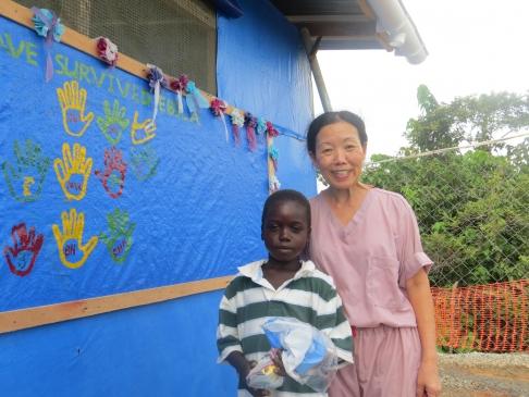 The Ebola diary: Malaysian Dr Kwan Kew Lai's harrowing journal of her time inLiberia