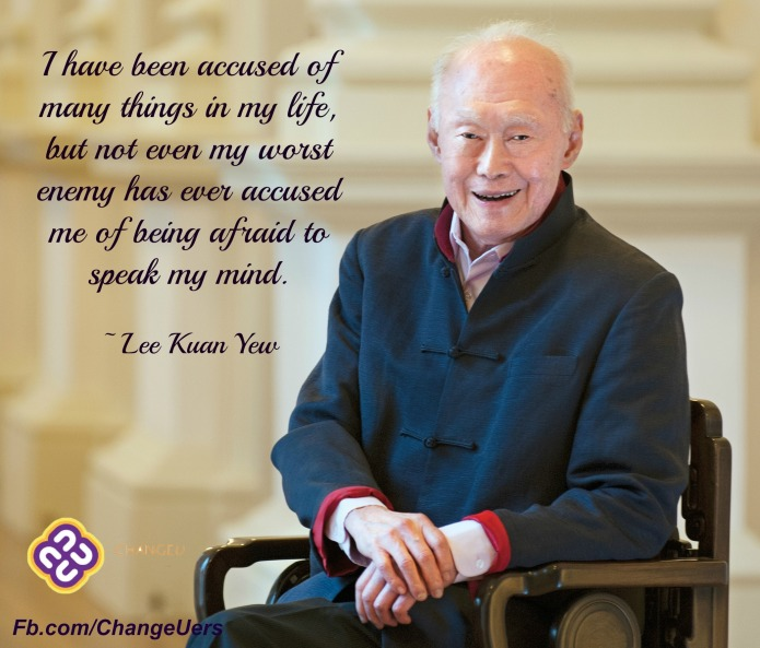 LKY quotes 5