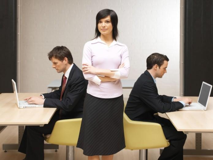 women-boss