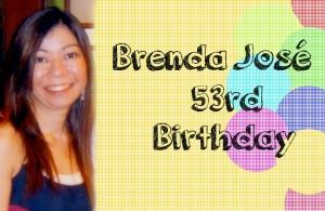 Brenda's 53rd Birthday