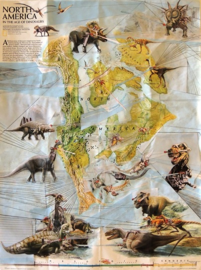 North-America-in-the-Age-of-the-Dinosaurs