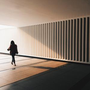 --ONE TIME USE ONLY--  --NO ARCHIVES--  This handout image shows an instagram image of a pedestrian walking in an underpass by Elaine Li.  07APR15   [18JUN2015 LEAD FEATURE 2 48HRs ]