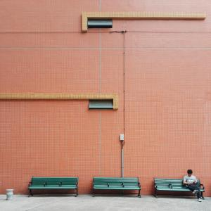 --ONE TIME USE ONLY--  --NO ARCHIVES--  This handout image shows an instagram image shows a man on a bench  taken by Nuno Assis.  07APR15   [18JUN2015 LEAD FEATURE 2 48HRs ]