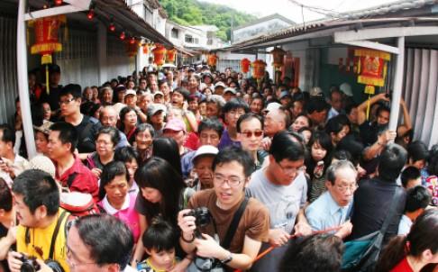 HK weekends