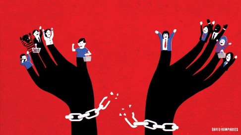Modern Slavery -SCMP