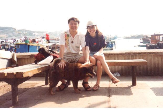 Cheung Chau & Scruffy
