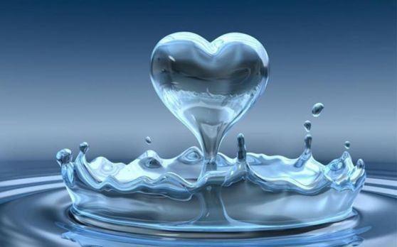 Love water bubble
