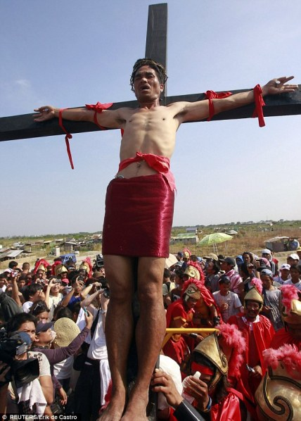 Crucifixtion