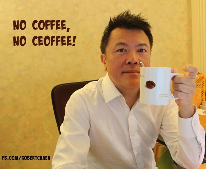No Coffee, NoCEOffee!