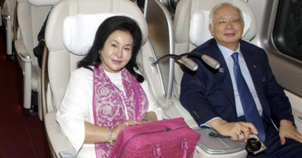 Rosmah & Birkin & Najib