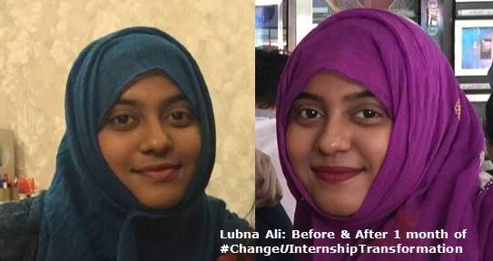 Lubna Ali Transformation