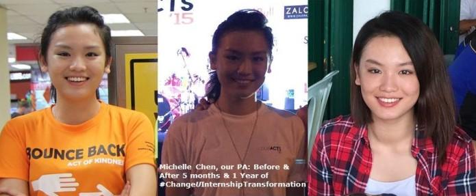 Michelle Transformation