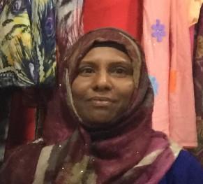 7. Lubna's mum