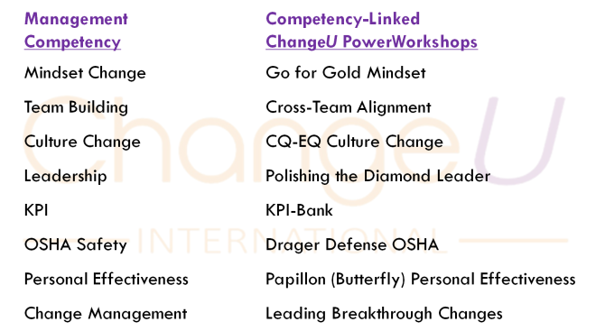 #management competency
