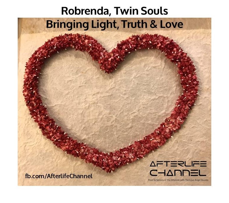 Bringing Light, Truth & Love: Robrenda, Twin Souls [101 Summary. Proof & Secrets]