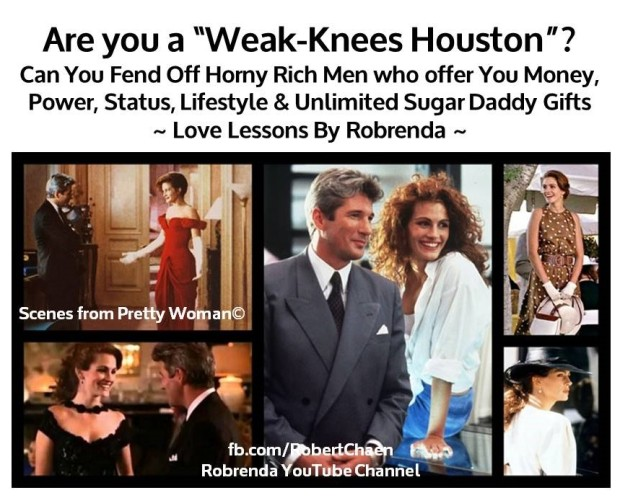 Are you a Weak-Knees Houston