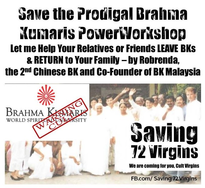 Save the Prodigal BK PowerWorkshop