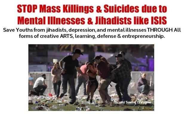 Stop Mass Killings - no 3 logos