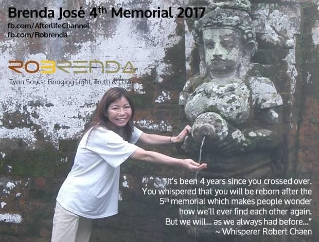 Brenda's 4th Memorial