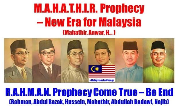 MAHATHIR Prophecy