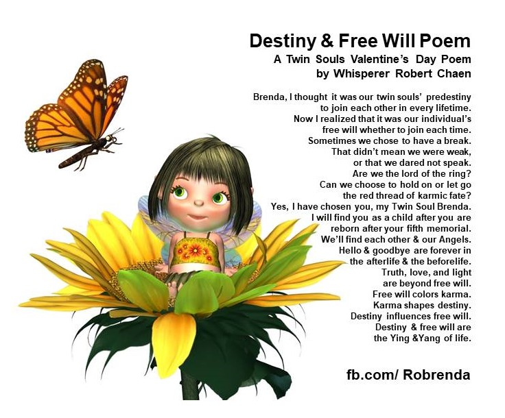 Destiny & Free Will Poem