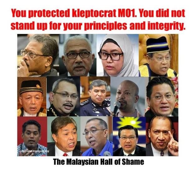 Malaysian Hall of Shame