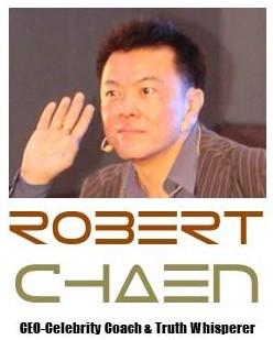 Robert Chaen Logo & Slogan