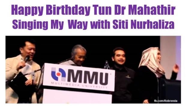 My Way Birthday