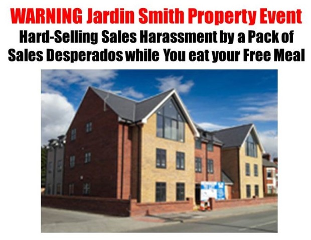 WARNING: 5 Sales Harassment in 5 Minutes at Jardin Smith Property