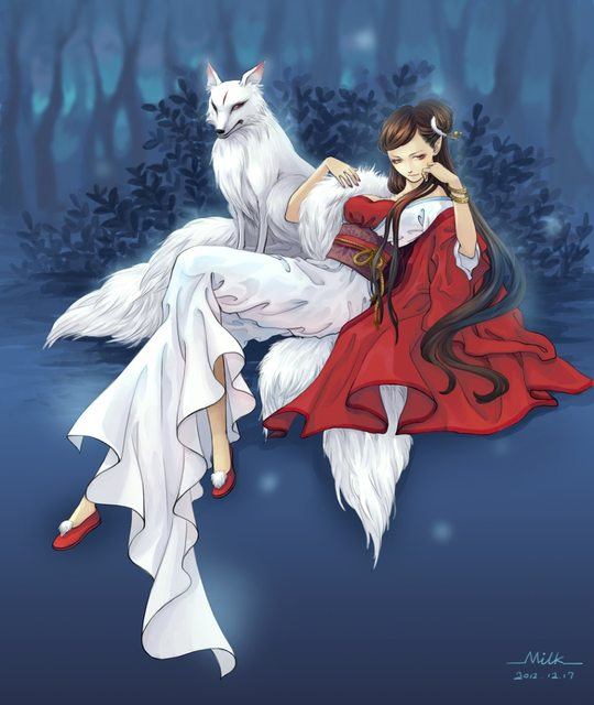 Su Daji, Nine-Tailed Fox.jpg