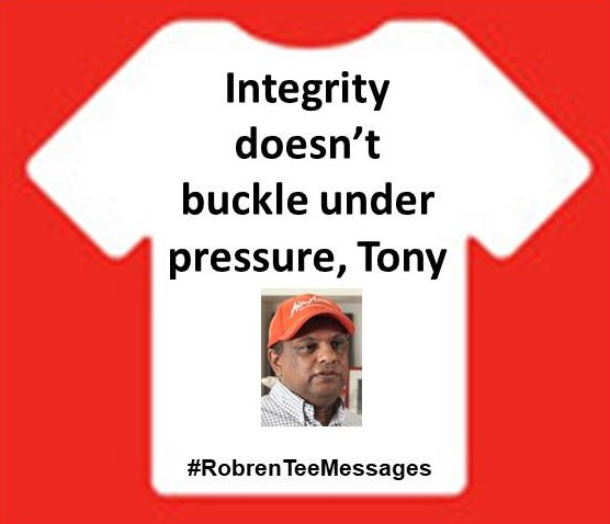 Integrity doesn't buckle under pressure, Tony.jpg