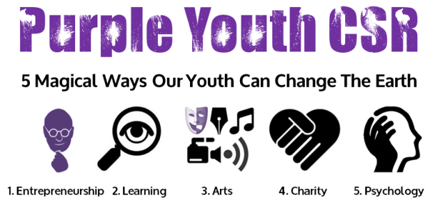 Purple Youth CSR - 5 Ways