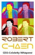 Robert Chaen - Whisperer + 4 Andy Warhol